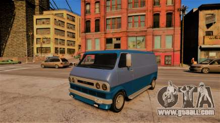 Bravado Youga Classic for GTA 4