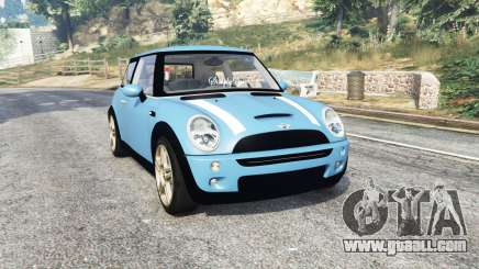 Mini Cooper S (R53) [replace] for GTA 5