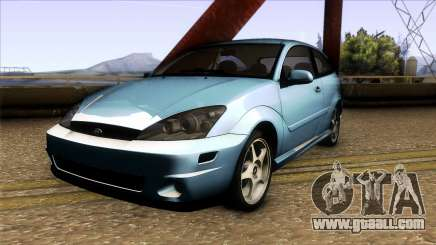 Ford Focus SVT 2003 for GTA San Andreas