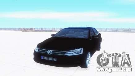 Volkswagen Jetta TSI for GTA San Andreas
