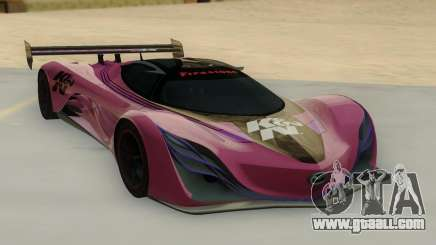 Mazda Furai Concept 08 for GTA San Andreas
