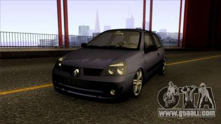 Renault Clio Coupe 2005 for GTA San Andreas