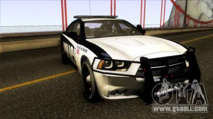 Dodge Charger 2012 LSPD for GTA San Andreas