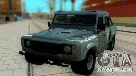 Landrover Defender 110 for GTA San Andreas