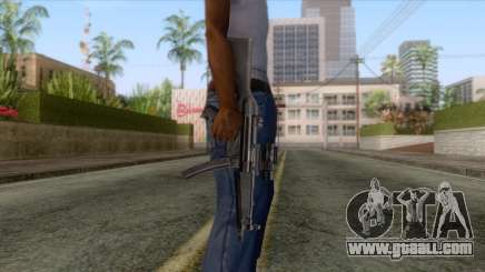 MP5A2 with Aimpoint for GTA San Andreas