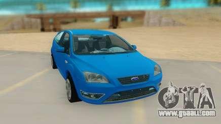 Ford Focus 2 Hatchback for GTA San Andreas