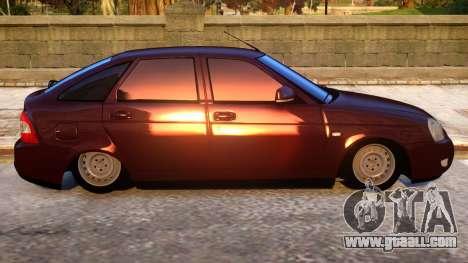 VAZ 2172 Bugatti Aze Style for GTA 4