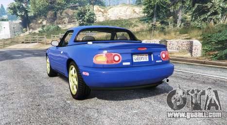 Mazda MX-5 (NA) 1997 v1.1 [replace]