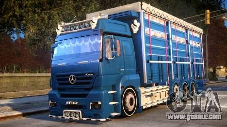 Mercedes-Benz AXOR 3240 for GTA 4