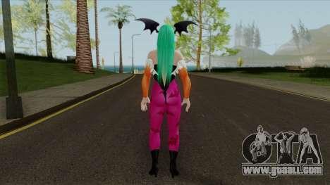 Doa Helena Morrigan Cosplay for GTA San Andreas