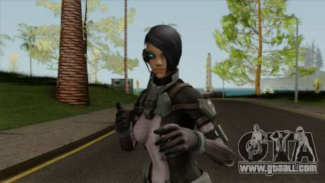 Sitara From Ghost in the Shell First Attack for GTA San Andreas