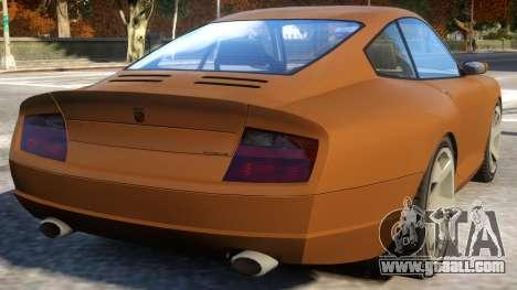Comet to Porsche for GTA 4