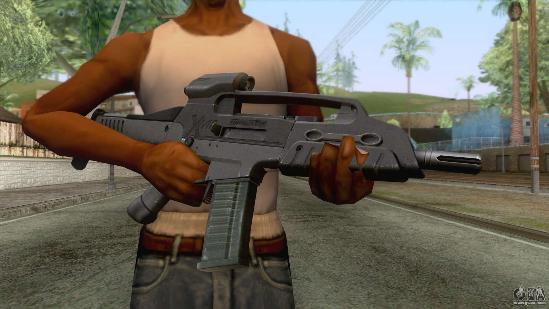 Xm8 Compact Carbine XM8 Compact Rifle Blac...