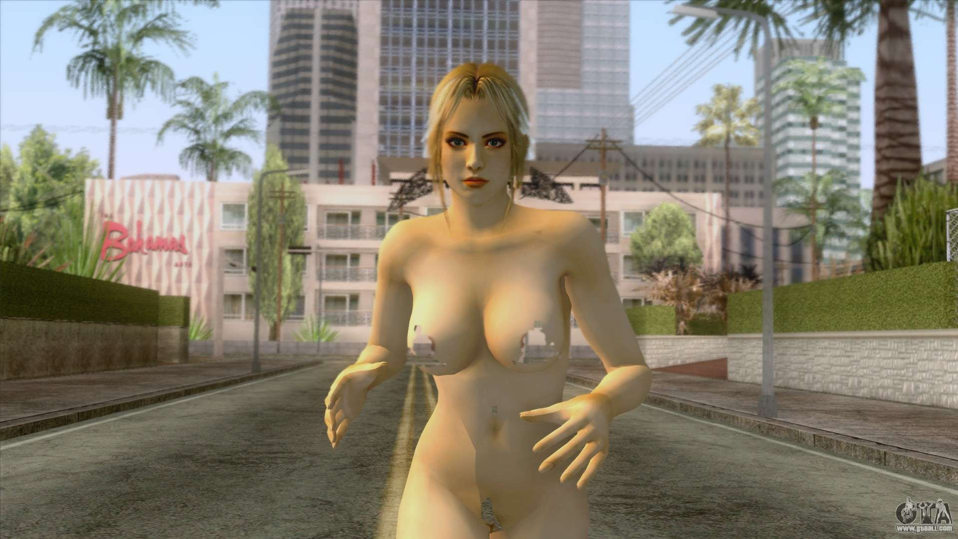 Gta san andreas nude mod think