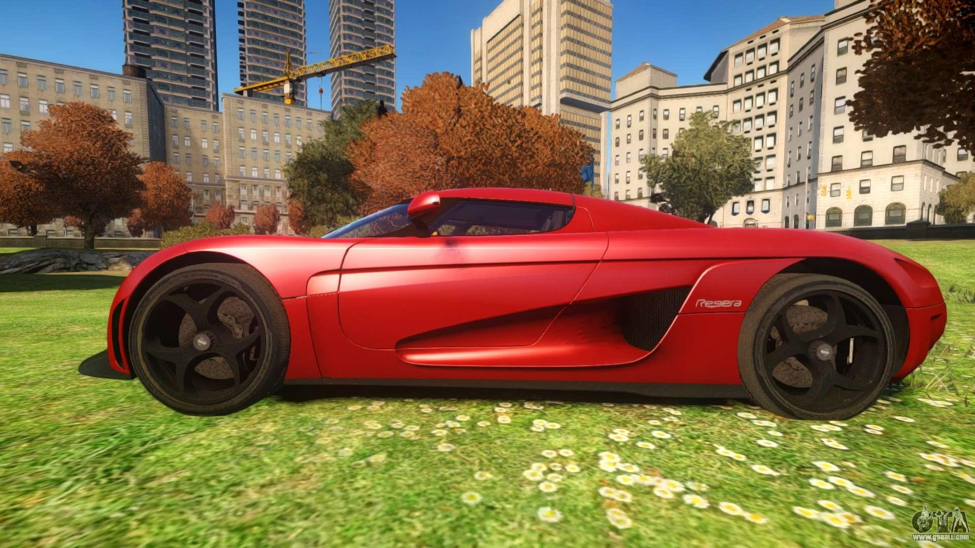 Koenigsegg Regera 16 for GTA 4