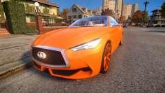 2017 Infiniti Q60 for GTA 4