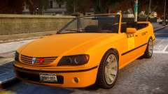 Taxi New Look for GTA 4
