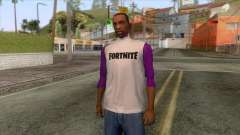Fortnite T-Shirt for GTA San Andreas