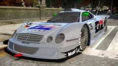 1998 Mercedes-Benz CLK LM for GTA 4
