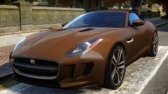 2014 Jaguar F-Type (EPM) for GTA 4