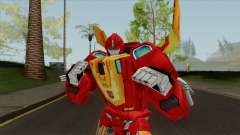 Transformers G1 Rodimus Prime for GTA San Andreas