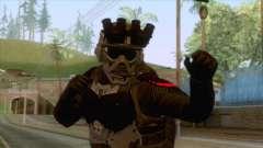 GTA 5 Online Male Skin for GTA San Andreas