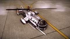 Skyranger The Bureau: XCOM Declassified for GTA San Andreas