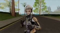 Reyko From Ghost in the Shell First Assault for GTA San Andreas