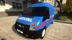 Ford Transit Jandarma for GTA 4