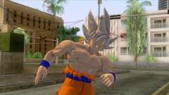 Skin Goku Instinto Superior Dominado for GTA San Andreas