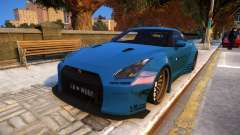 Liberty Walk Nissan GT-R R35 for GTA 4