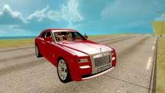 Rolls Royce Ghost for GTA San Andreas