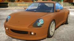 Comet to Porsche for GTA 4