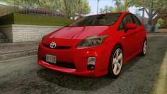 Toyota Prius 2010 for GTA San Andreas