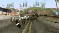 The Doomsday Heist - Assault Rifle v1 for GTA San Andreas
