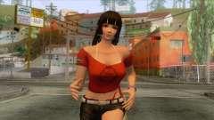 Dead Or Alive 5 - Naotora Skin for GTA San Andreas