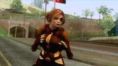 Deadpool - Domino Brown for GTA San Andreas