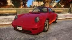 Pfister Comet Classic V1.1 for GTA 4