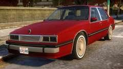 Improved Willard 1986 for GTA 4
