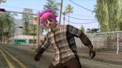 GTA Online - Kawaii Mask Skin 6 for GTA San Andreas