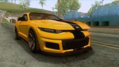 GTA 5 - Vapid Dominator GT350R IVF for GTA San Andreas