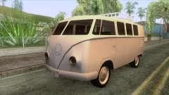 Volkswagen Microbus 1953 for GTA San Andreas