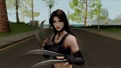 Marvel Future Fight - X-23 for GTA San Andreas