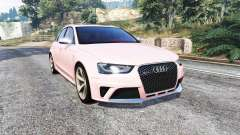 Audi RS 4 Avant (B8) 2013 [replace] for GTA 5