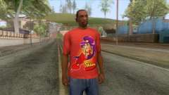 Shantae T-Shirt 3 for GTA San Andreas