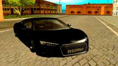 Audi R8 V10 Plus for GTA San Andreas