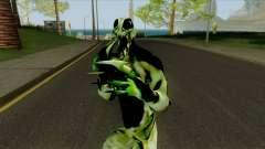 Insectoid Camo Alien Warrior for GTA San Andreas