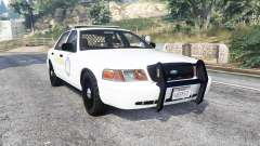 Ford Crown Victoria State Trooper CVPI [replace] for GTA 5