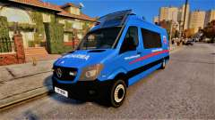 Mercedes Sprinter Jandarma for GTA 4