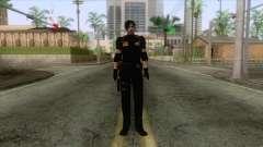 Leon Intel Cop Skin 1